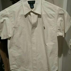 Boy shirt ralph lauren, s8